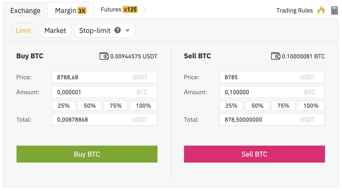Hoe koop of verkoop je bitcoins